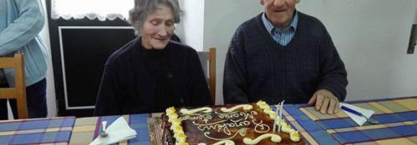 Aniversário Sr.ª Maria Anjos Matias