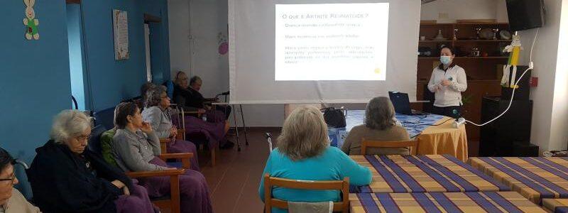 Sessão Informativa: Artrite Reumatóide