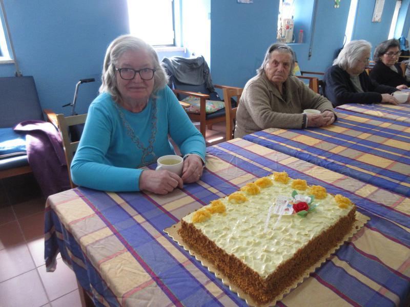 Aniversário Sra Célia Coelho