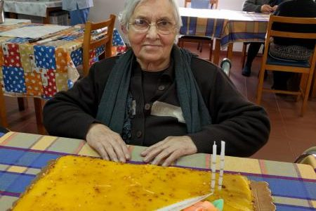 Aniversário Sr.ª Maria Anjos Alves