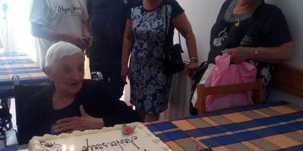 Aniversário Sr.ª Maria Pires