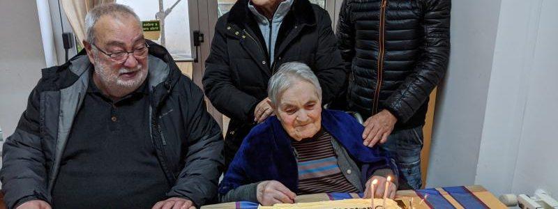 Aniversário Sr.ª Maria Céu Neves