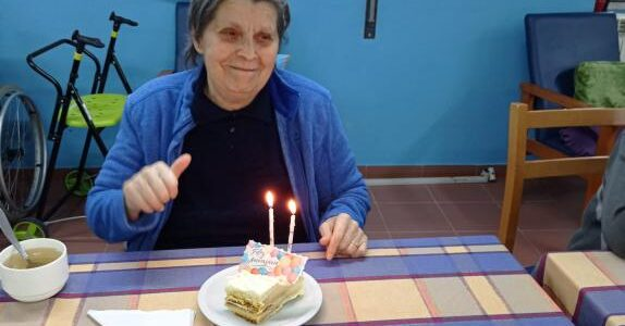 Aniversário Sr.ª Maria Adelaide Diogo